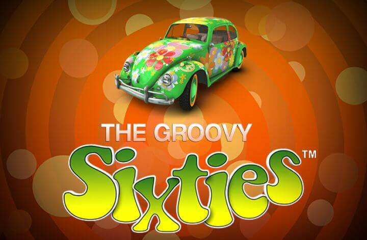 The Groovy Sixties Online Slot