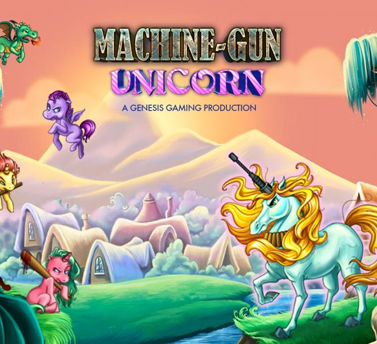 Machine Gun Unicorn Slot Game Review