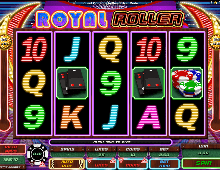 All About Royal Roller: A Classic Slot Game Online