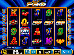 Bally's Quick Hit Pro Slot