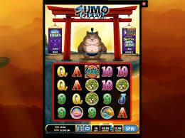 Sumo Kitty Slot from Bally Technologies