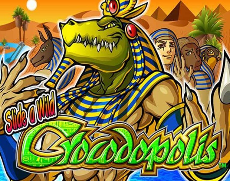 Crocodopolis an Egyptian Themed Slot with a Difference