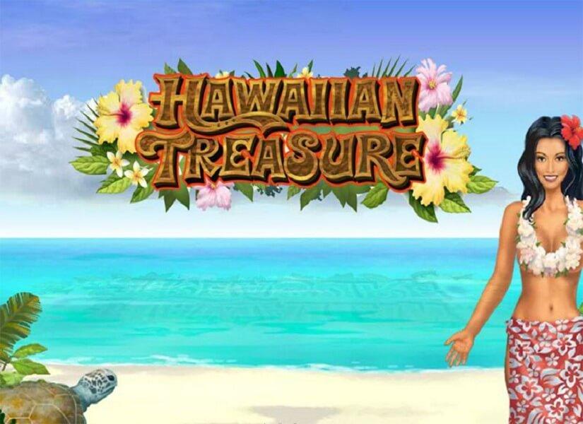 Hawaiian Treasure Video Slot Game
