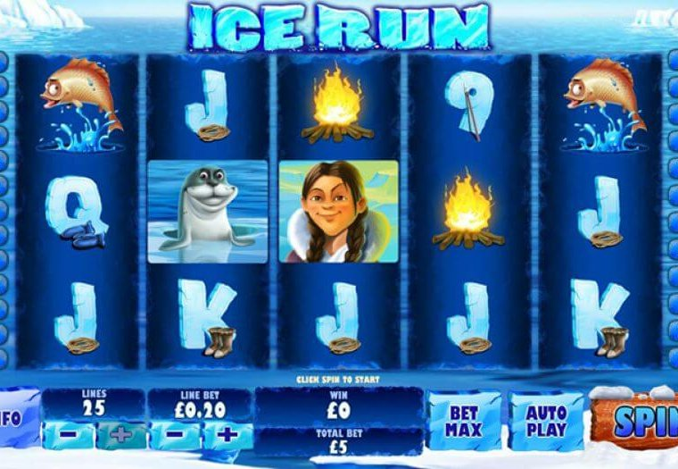 Your Guide to Ice Run Slot Game