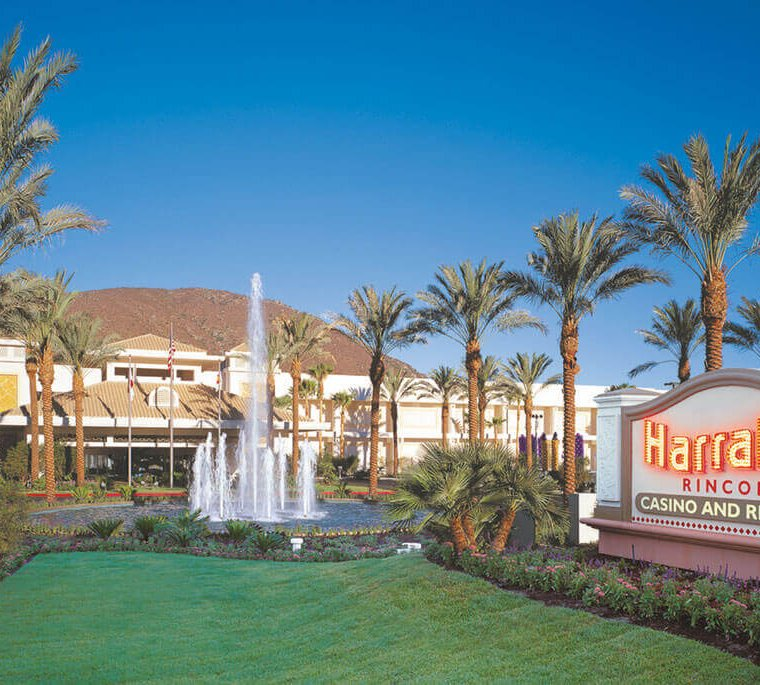 A Brief History of Harrah's Rincon Casino